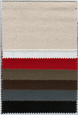 """100% Cotton Duck Canvas Cloth 14 oz 60"""" Wide - By The Yard"""