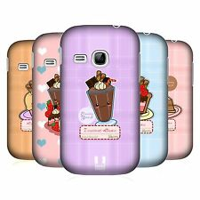 HEAD CASE DESIGNS KAWAII CAKES AND SHAKES CASE FOR SAMSUNG GALAXY YOUNG S6310