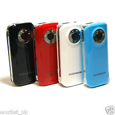 PowerBank 5600mAh Portable USB External Battery Charger For iPhone Samsung HTC