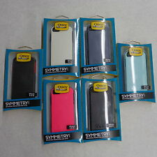 Original OEM OtterBox Symmetry Series Case for iPhone 5 and 5s CHOICE OF COLORS