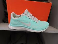 New Nike Free run 3.0 ,V4 Mint Green Womens Running Shoes sales