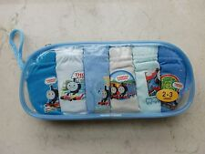 6pcs Thomas the Trains and Friends Toddler Boys Underwear Briefs Panties 2-4T