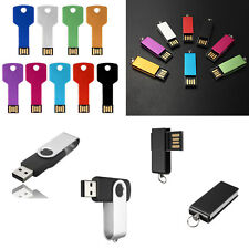 3 Model 32G 32GB USB 2.0 Flash Pen Drive Memory Stick Metal Key Thumb U Disk