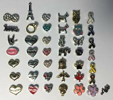 Authentic Origami Owl Charms (Lot #2)