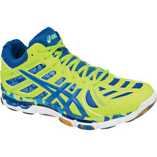 Asics GEL-Volleycross Revolution MT Mens Volleyball Shoe  Yellow-Royal