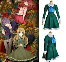 Hot! IB Mary and Garry Game Mary uniform Cosplay Costume A dress free shipping