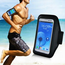 Running Sports Gym Neoprene Armband Case For Samsung Galaxy S5 4 S6 EDGE NOTE4 3