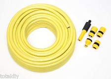 Anti Kink Professional Hosepipe Tool Garden Hose + Hozelock Compatible Fittings