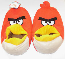 Angry Birds Slippers, Adult sizes, 6/7 8/9 12/13, New w/Tag!