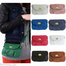 Women Leather Handbag Satchel Purse Ladies Crossbody Tote Messenger Shoulder Bag