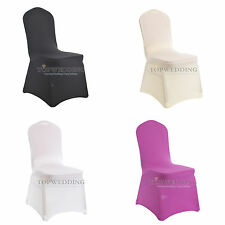 Lycra Spandex Stretch Chair Covers Banquet Wedding Party Dining Chair Decoration