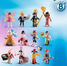 Playmobil Figures 5597 Series 8 Girls