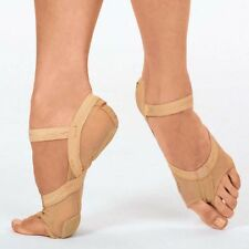 Capezio H07FB Full Body FootUndeez Foot Thong Lyrical Contemporary Dance Shoes