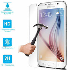 Premium Real Tempered Glass Film Screen Protect For Samsung Galaxy S4 S5 Note 4