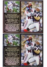 David Tyree Helmet Catch Super Bowl XLII Champions Photo Plaque New York Giants