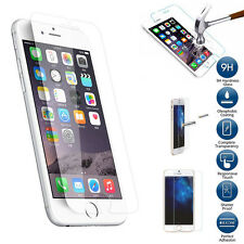 100% 9H Explosion proof Tempered Glass Film Guard Screen Protector For iPhone