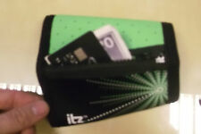 NEW - ITZ ARM WALLET - GREEN OR RED GYM JOGGING FESTIVAL FITNESS DANCE