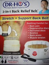 Dr Ho's Decompression Belt Back Brace Back Pain Lumbar - Free Shipping & SEALED