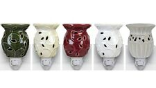 Ivy Wax Tart/Oil Electric Plug In Scented Fragrance Warmer & Night Light