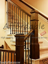 Cheap Stair Parts IRON Balusters CLEARANCE.!! OVERSTOCK LIQUIDATION..!