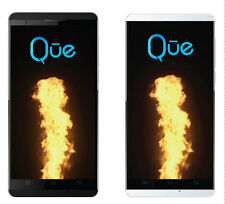 Que Carbon 5.5 GSM Unlocked Android Smartphone with Quad Core 1.3ghz Processor