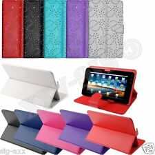 """Universal Flip Leather Case Cover Stand For 7"""" & 10"""" Inch Andriod Tablet UK"""