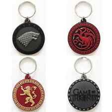 Porte-cles Game Of Thrones Licence Officielle