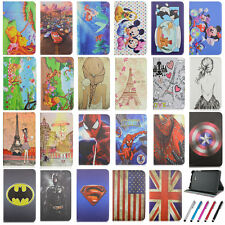 7inch Leather Stand Folio Case Cover For Samsung Galaxy Tab 3 Lite 7.0 T110 T111