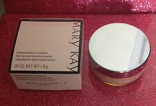 Mary Kay Mineral Powder Foundation, Ivory & Beige, FREE Shipping!