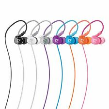 MEE audio M6P2 Memory Wire In-Ear Headphones with Microphone (Bulk Package)
