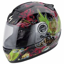 Scorpion EXO-750 Kingdom Full-Face Helmet Black/Green