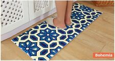 "Floor Mat Anti-Fatigue Kitchen Rug Creative Indoor Cushion Chef Design 18"" x 48"""