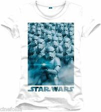 T-shirt Star Wars Band Of Troopers Guerre Stellari Uomo ufficiale Timecity