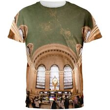 Grand Central Terminal All Over Adult T-Shirt