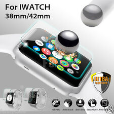 For Apple Watch 38mm 42mm New Premium Real Tempered Glass Film Screen Protector