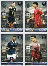 LIMITED EDITION 'Road to Euro 2016' Panini ADRENALYN XL Football Trading Cards