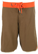 Volcom Solid Scallop 22in Boardshorts Military Mens
