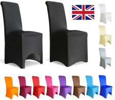 Spandex Lycra Chair Cover for Wedding Banquet Reception Party Event