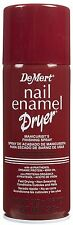 Demert Nail Enamel Dryer Nail Polish Quick Dry Spray 60ml or 212g New Product