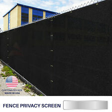 """Customize 36""""(H)3' Privacy Netting Screen Balcony Deck Patio Porch Fence Barrier"""