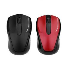 NEW 2.4GHz di alta qualità Mouse ottico Wireless con USB2.0 ricevitore ABS