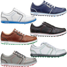 2014 Ashworth Cardiff ADC Spikeless Golf Shoes NEW
