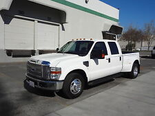 Ford : F-350 Lariat Crew Cab Dually Pickup 4-Door 6-3/4' Bed