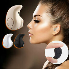 Universal Mini Bluetooth V4.0 Headset Earbud Earphone Headphone Music MIC  Call