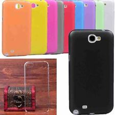 Fundas Carcasas Para Samsung Galaxy S3 S4 S5 S6 Borde 0.3mm Phone Cover Case
