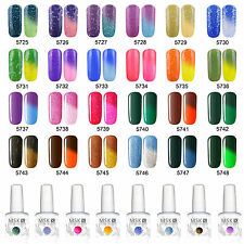 Temperature Chameleon Thermal Color Change UV LED Soak Off Gel Nail Polish 15ml