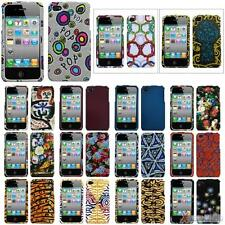 For APPLE iPhone 4/4S/4G Hard Protector Case Cover Various Image Printed
