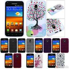 For SAMSUNG R760 (Galaxy S II) D710(Epic 4G Touch) Gel Skin Case Cover