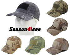 6 Colors Tactical Ourdoor Adjustable Baseball Cap Hat for Camping Hiking Hunting
