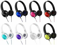 Genuine PIONEER headphones SE-MJ522 Closed Back Foldable Compact From Japan NEW